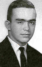 George Cloutier's College Photo