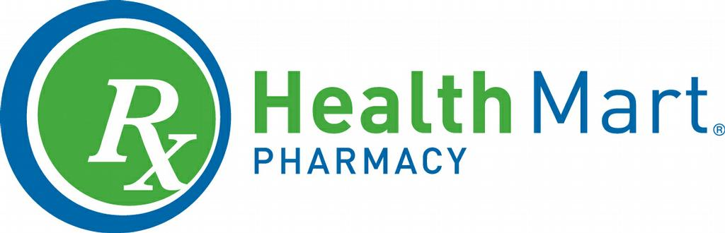 Health Mart Pharamacy logo, parent to Lin-Kris Pharmacy, Inc.